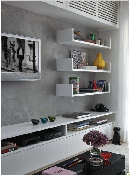 Algo simple para mobiliario de television