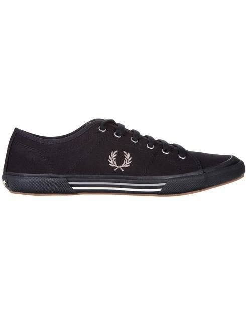 Men's Fred Perry Vintage Tennis Canvas Shoes. Tap image to shop at THE ICONIC.