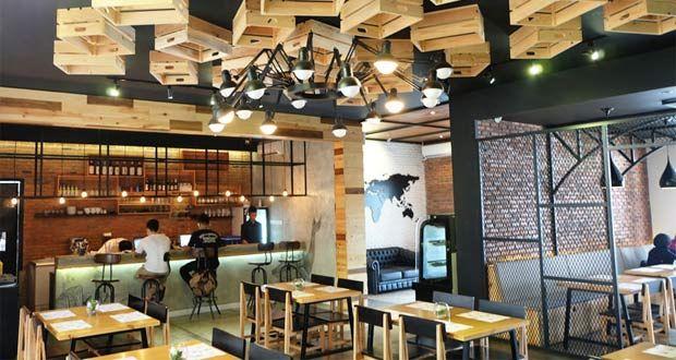 desain cafe unik ala furniture jepara
