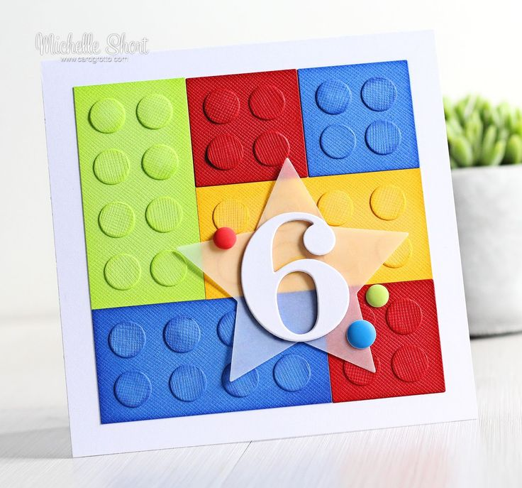 Hello there, today I have a card to share that I made for my nephew for his birthday. He absolutely loves Lego so it made sense for me to t...