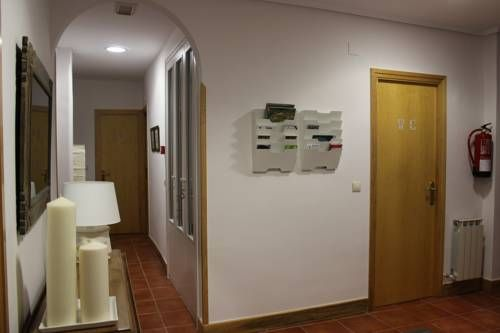 Pension San Telmo San Sebastian Featuring free Wi-Fi and situated on a pedestrian street in San Sebastian's old town, Pensi?n San Telmo is a 5-minute walk from the Playa de la Concha beach.  This guest house offers bedrooms with access to shared bathrooms.
