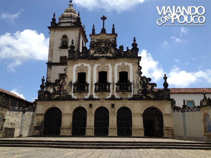 São Francisco - Church - João Pessoa – Paraíba – Brazil. Since 1589