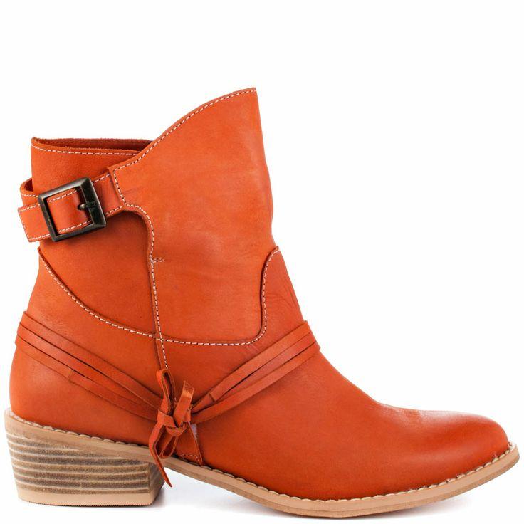 Char Rity heels Burnt Orange brand heels Diba