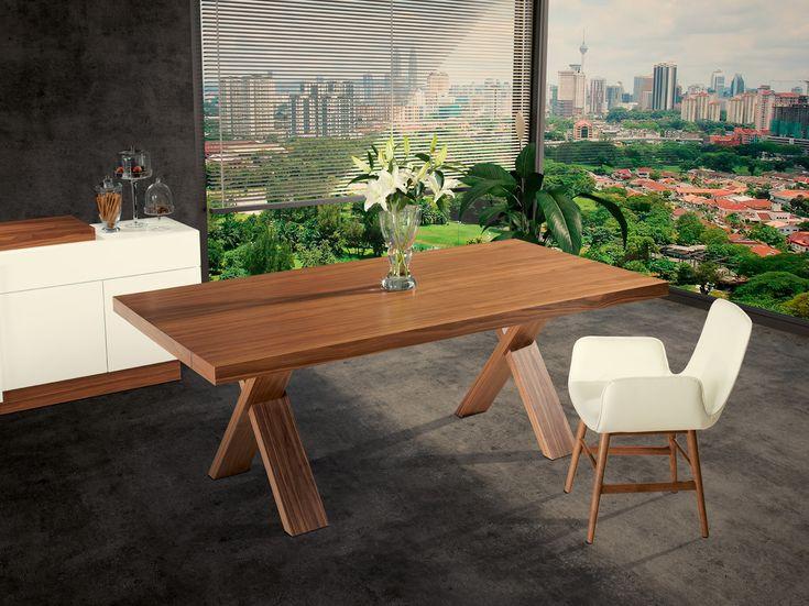 MATRIX contemporary dining table