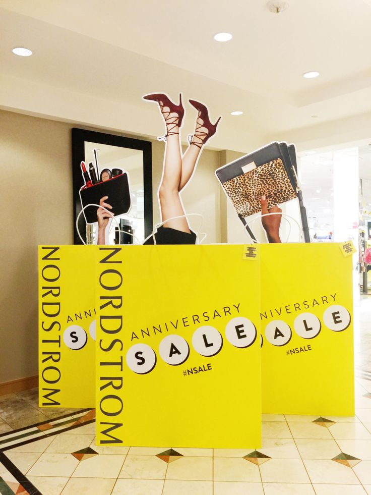 When is the Nordstrom Anniversary Sale in 2017? July 21-August 6, 2017.