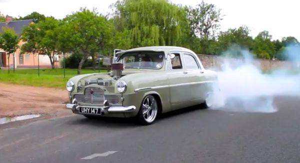 1955 Ford Zephyr #5