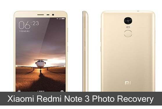 Here learn the suitable and step-by-step guide on how to #recover lost or deleted #photos from #Xiaomi #RedmiNote3. But, if you have backup of your photos, then use Backup file for restoring your #pictures.