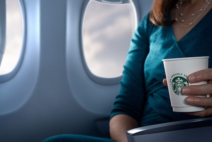 Coffee is more than just a complimentary beverage for some airlines.  From local San Francisco indie brews to everyday brands like Starbucks and Dunkin' Donuts, based on the brand of coffee you drink, what airline would you fly with?