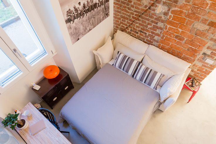 Viale Monte Nero #bedsofa : comfort and design.