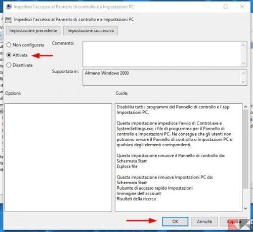 Tecnologia: Come #bloccare il #pannello di controllo in Windows (link: http://ift.tt/2eLZZj6 )