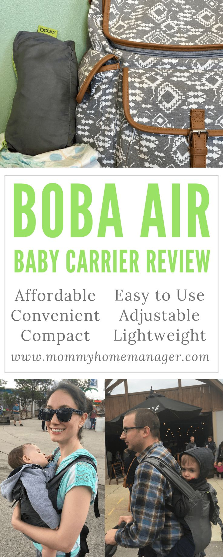 Boba Air Carrier Review Parenting Amp Motherhood Baby