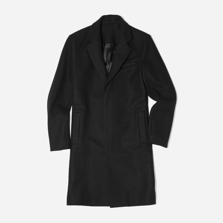 The Wool Overcoat