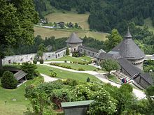 Hohenwerfen Castle - Wikipedia, the free encyclopedia