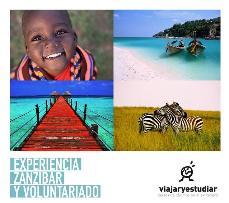 Experiencia Zanzibar y Voluntariado