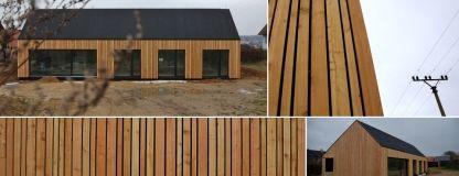 Ostatní konstrukční systémy | Luxusní dřevostavby TFH
