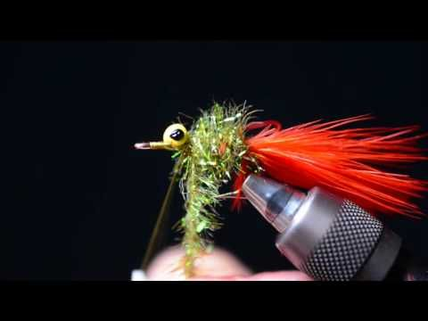 Fly Tying the ReyRam Redfish Fly for Saltwater - YouTube