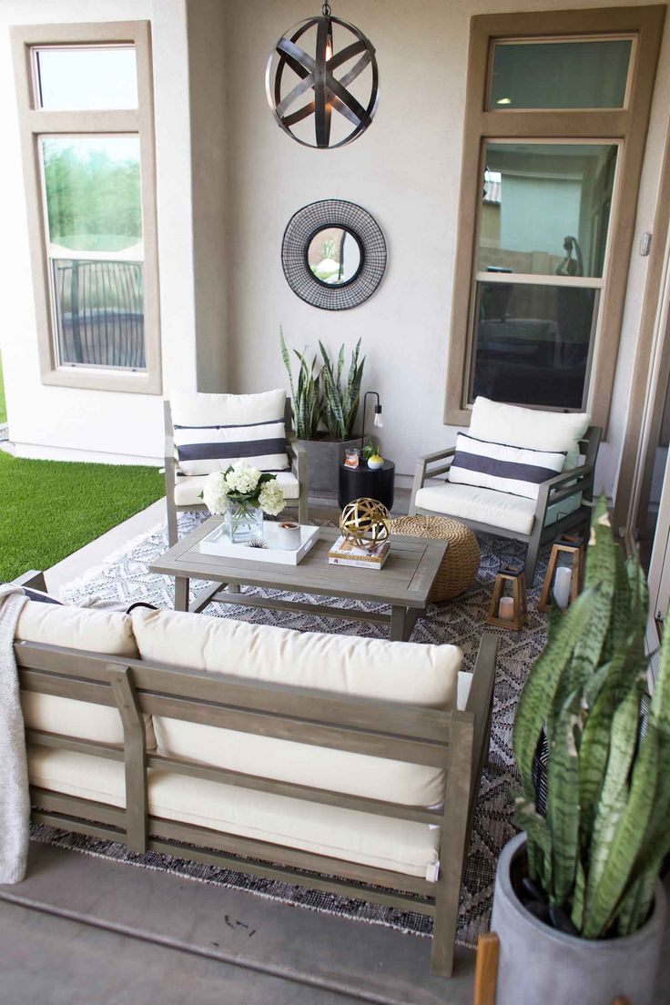 How To Create A Backyard Getaway And Some Tips Tricks For Decorating Outdoors By