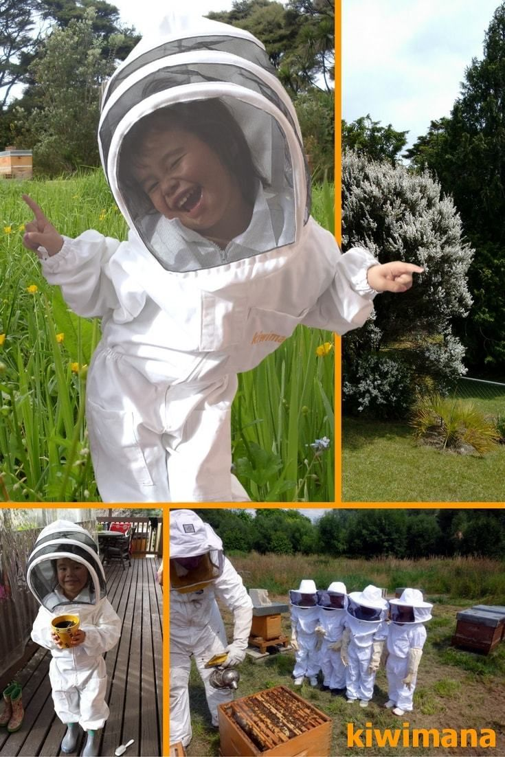 Childrens Beekeeping Suits for your little beekeepers in your life