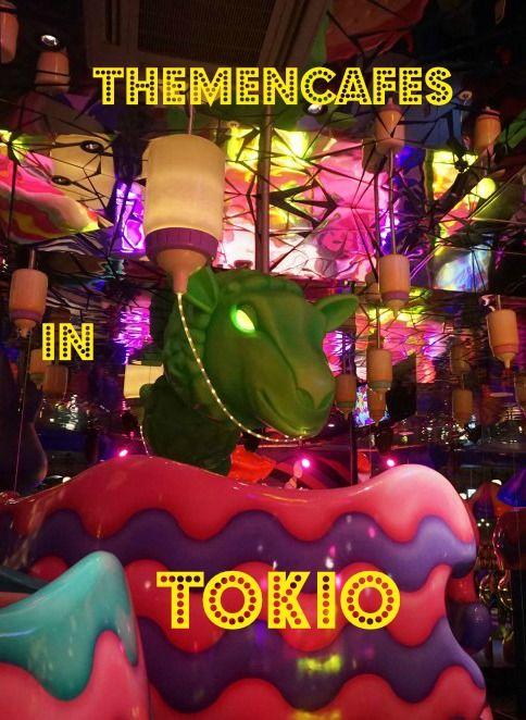 Ein Erfahrungsbericht zu den Themencafes in Tokio.