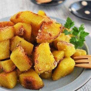 箸休め*さつまいもの塩バター - 楽する作りおき!ゆーママの簡単お弁当おかず レシピブログ - 料理ブログのレシピ満載!