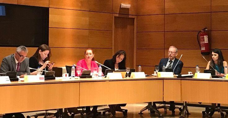 """SALOBREÑA. Para Mª Eugenia Rufino, el Pacto de Estado contra la Violencia de Género alcanzado por todos los partidos políticos """"es un hito histórico que merecen las víctimas y"""