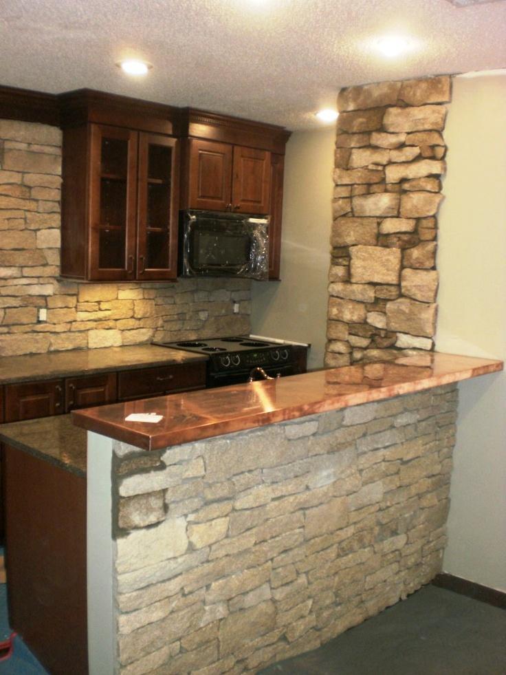 stone backsplash designs for your kitchen and bathroom projects httpwww - Stone Backsplash Ideas For Kitchen