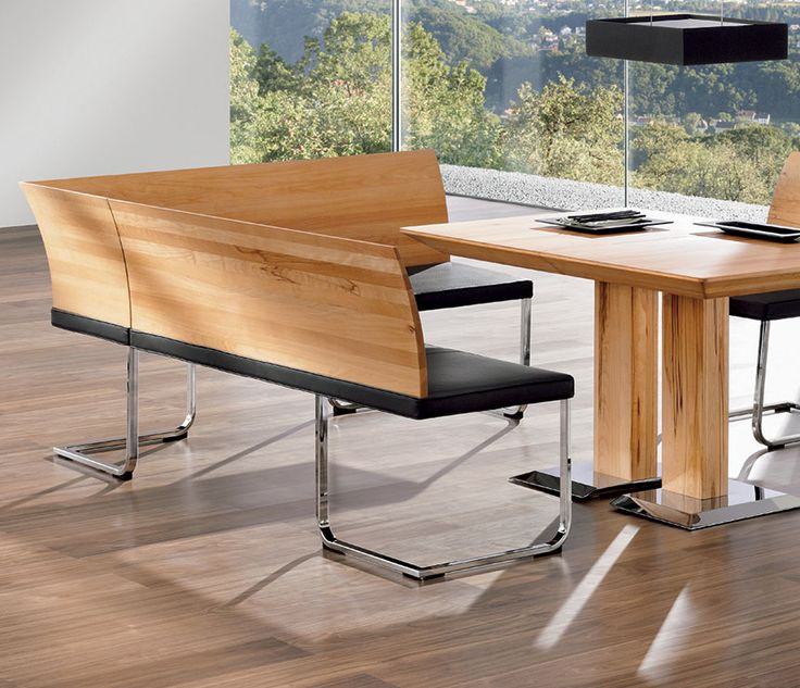 Award Winning Stretto Dining Benches Are Exclusive To Wharfside Furnitures London And Surrey Showrooms