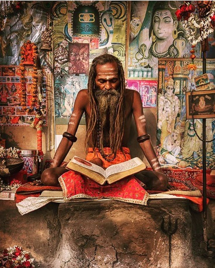 The processes and rituals of becoming a sadhu vary with sect; in almost all sects a sadhu is initiated by a guru who bestows upon the initiate a new name as well as a mantra (or sacred sound or phrase) which is generally known only to the sadhu and the guru and may be repeated by the initiate as part of meditative practice. Becoming a sadhu is a path followed by millions. It is supposed to be the fourth phase in a Hindu's life after studies being a father and a pilgrim but for most it is not…