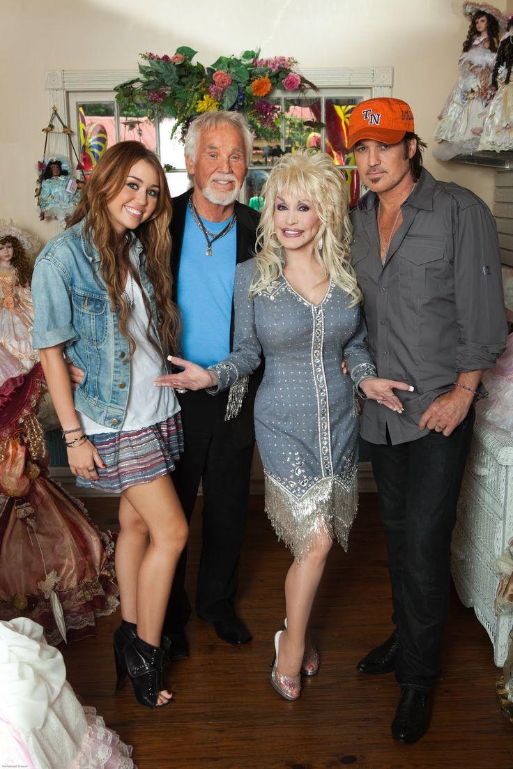 Dolly Parton e Miley Cyrus