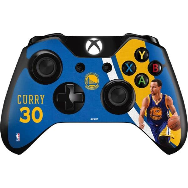 Warriors Curry #30 Xbox One - Controller Skin. Available as a case or skin for…