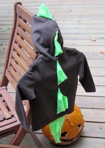DIY Animal Costumes : Easy DIY Dinosaur Halloween Costume