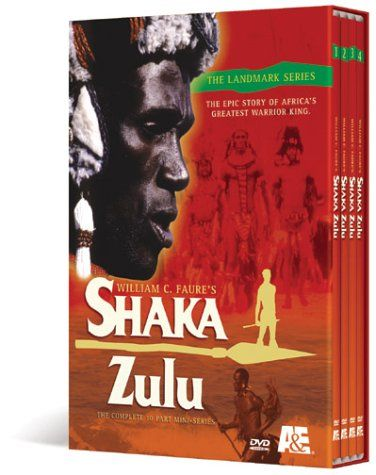 Gift Guide Item #21: Shaka Zulu - The Complete 10 Part Television Epic (1986).
