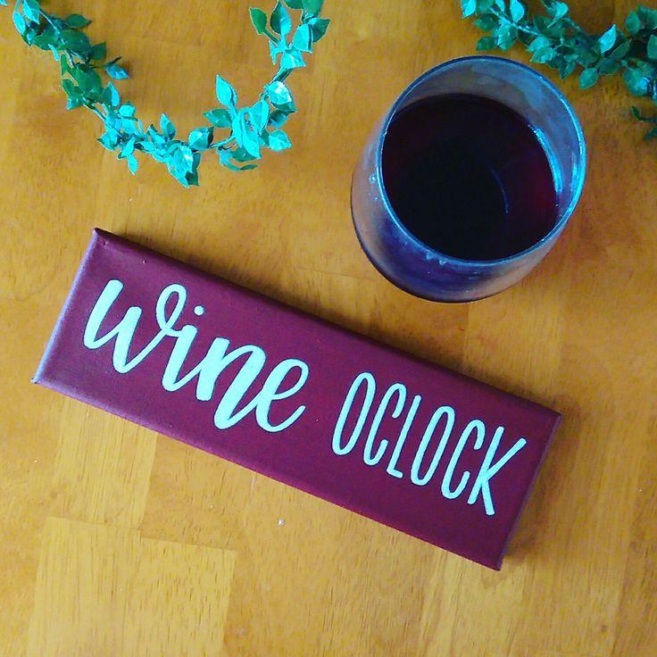 Is it wine o' clock yet?