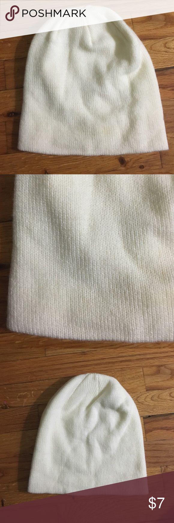 White beanie So soft!! Never worn!! Forever 21 Other