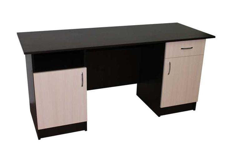 Офисный стол ОН-55/1, купить офисный стол в Киеве недорого, размер от 1400 до…