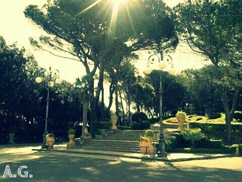 Villa caltagirone