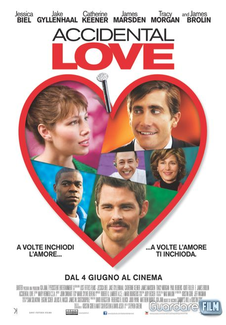 Accidental Love (2015) in streaming