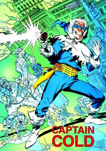 online jewelry Captain Cold