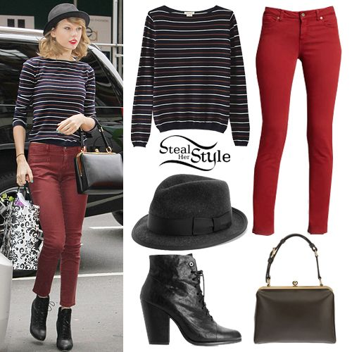 Taylor Swift's Clothes & Outfits | Steal Her Style | - Taylor Swift Style Steal    153      53