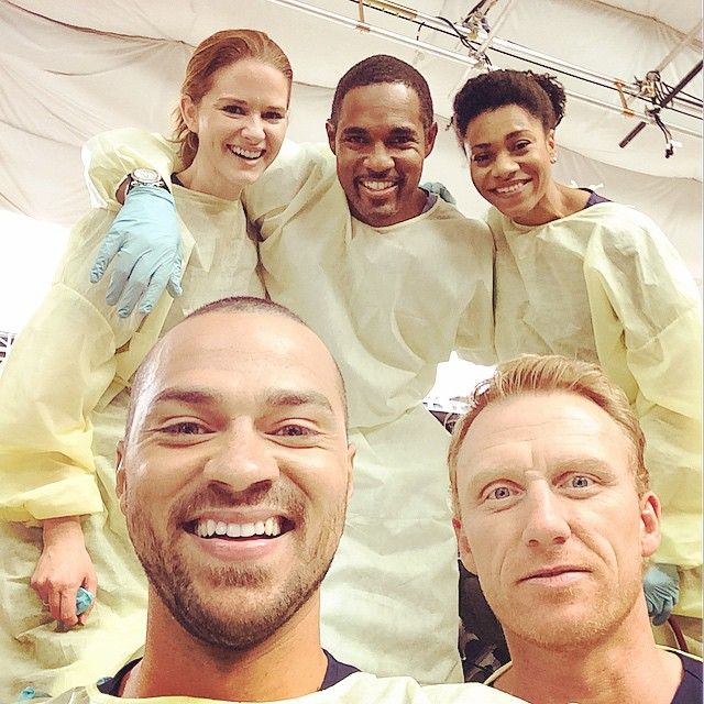'Grey's Anatomy' star Jesse Williams and wife expecting