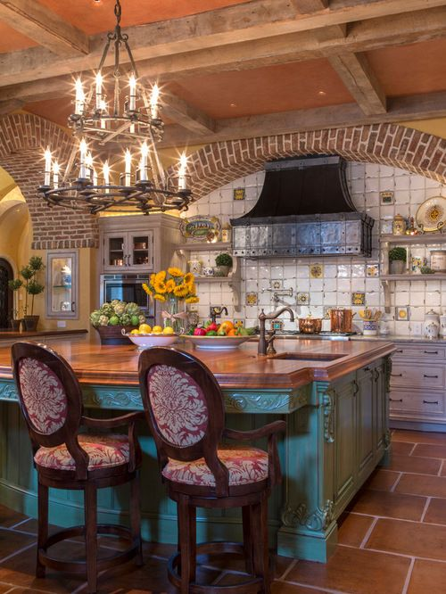 Superieur French Kitchen Home Design Ideas, Pictures, Remodel And Decor
