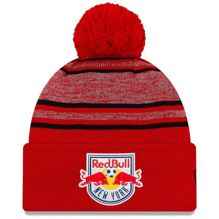 ny fitted cap red