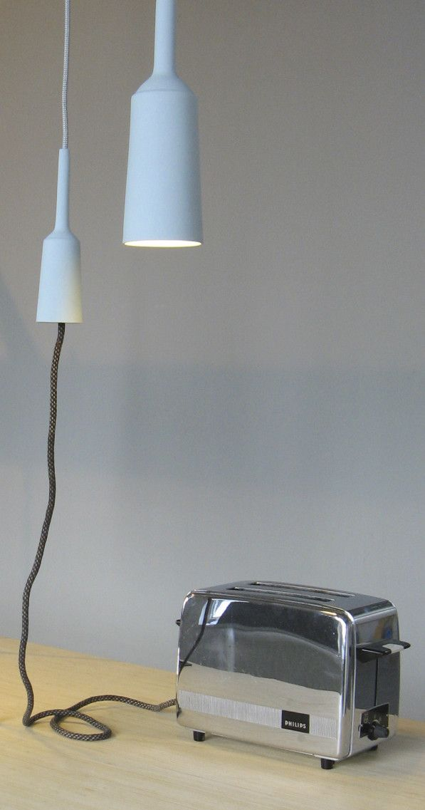 Lamp&Socket  Lotte Douwes - Kitchen Levels detail