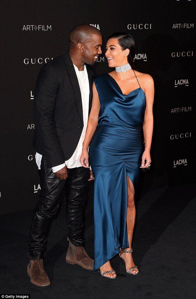 Kim Kardashian's closet gets a makeover for 2015