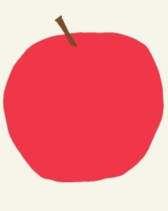 the perfect apple by Jorey Hurley