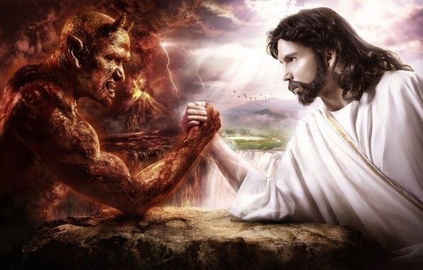 Engel und Teufel http://ybb-seregina.blogspot.de/