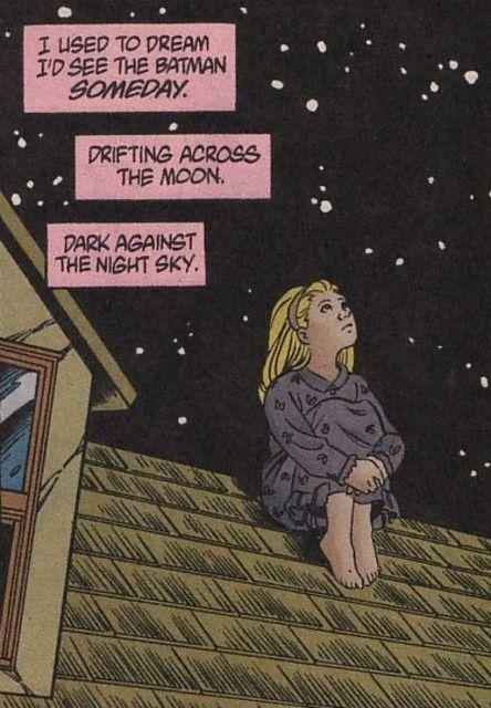 Stephanie Brown is the Batgirl