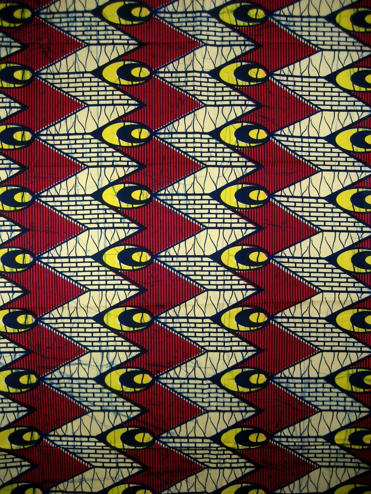 an African style pattern                                                                                                                                                                                 Mais
