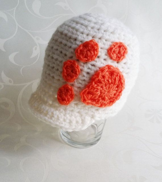 Clemson Univerity Mascot Hat Baby Hat Animal by SquishyBabyStuff, $26.00