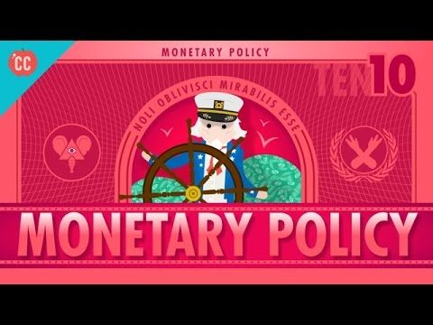 What's all the Yellen About? Monetary Policy and the Federal Reserve: Economics #10